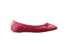 Red shoes Royalty Free Stock Images