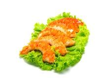 Red shrimps Stock Photos