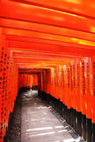 Red shrine Royalty Free Stock Photo