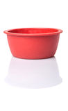 Red Silicone Muffin Baking Cup II Royalty Free Stock Photo
