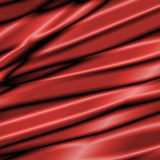Red silk Stock Images