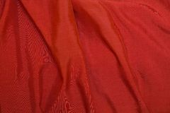 Red silk background Royalty Free Stock Images