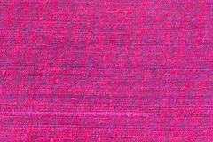 Red silk fabric Royalty Free Stock Photos