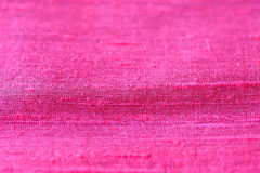 Red silk fabric texture Royalty Free Stock Image