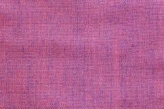 Red silk fabric texture Stock Photo