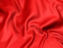 Red silk satin luxury elegant background Stock Image