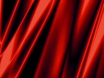 Red silk seamless Royalty Free Stock Image