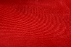 Red Silk shiny background cloth Stock Photos