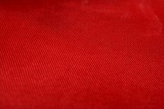 Red Silk shiny background cloth Stock Photos