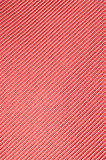 Red Silk Tie Stock Photography