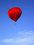 Red in the sky. Taken at the Gatineau Balloon Festival Stock Photos