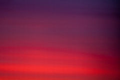 Red sky during sunset Royalty Free Stock Images