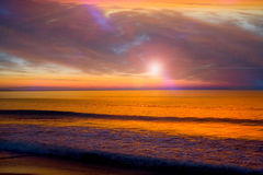 Red Sky18 royalty free stock images