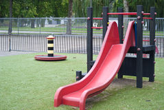Red slide Royalty Free Stock Image
