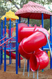 Red slide Royalty Free Stock Images