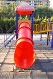 Red slide Stock Image