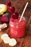 Red Smoothie Stock Photo