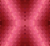 Red snake pattern Royalty Free Stock Images