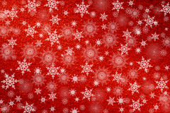 Red snow texture Royalty Free Stock Photos