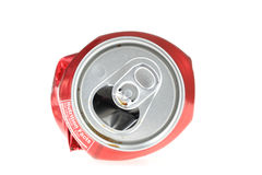 Red Soda Can Stock Images