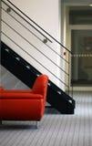 Red sofa Royalty Free Stock Photo