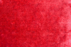 Red soft fabrick texture Royalty Free Stock Image