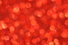 Red soft lights abstract background Royalty Free Stock Images