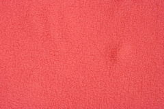 Red soft textile background Stock Photos