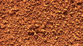 Red soil Royalty Free Stock Photo
