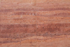 Red soil wall background Stock Photos