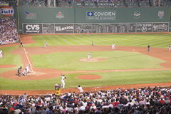 Red Sox vs Minnesota Twins Stock Photography