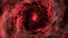 Red Space Warp Tunnel Vortex Background Animation. Red Space Tunnel Vortex Background Animation Alpha Channel transparency included, you can use it also as stock video