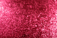 Red Sparkle Background Stock Photos