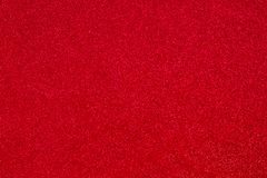 Red Sparkle Wallpaper for Valentines Day and Christmas. Dark Red Abstract glitter Background for greeting and wedding invitation. Card royalty free stock photos