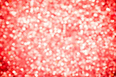 Red sparkling background Royalty Free Stock Photos