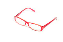 The Red Spectacles Royalty Free Stock Photos