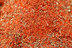 Red Spices East Royalty Free Stock Photos