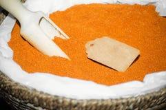 Tandoori masala powder royalty free stock photography