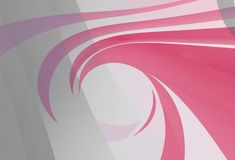 Red spiral background pattern. Abstract 3d. Red spiral background pattern. Abstract digital illustration, 3d render royalty free illustration