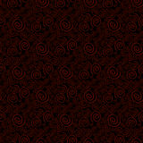 Red Spiral Pattern Background Royalty Free Stock Photo