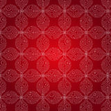Red spirals Royalty Free Stock Images