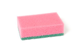 Red sponge Stock Photography