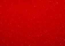 Red sponge abstract background Stock Images