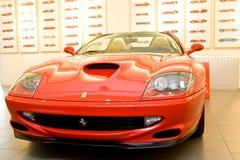 Free Red Sport Car Ferrari Stock Photo - 13333220