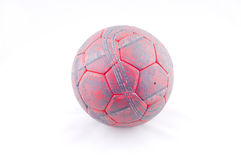 Red sports ball Stock Photo
