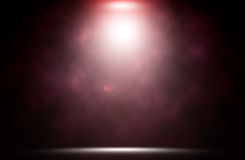 Red spotlight on stage backdrop. Red spotlight on stage entertainment backdrop Royalty Free Stock Photo