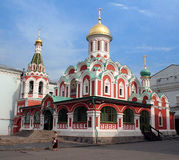 Red Square 1 Stock Photography