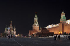 Red Square. Stock Photo