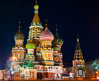 The Red Square Stock Photography