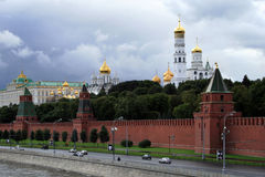 The Red Square. Great Jons's Bell Tower. Stock Photo